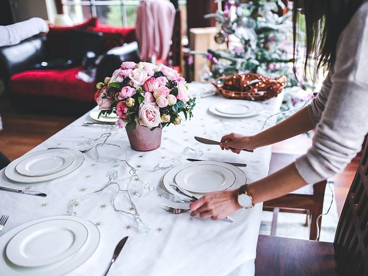 Recomendaciones Dietéticas y Menús para Navidad