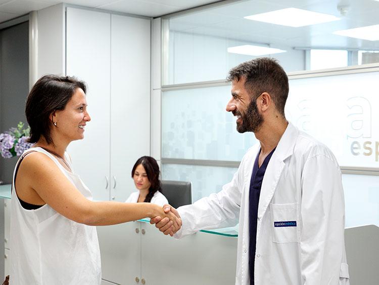Ventajas de Pacientes de Clínica Opción Médica