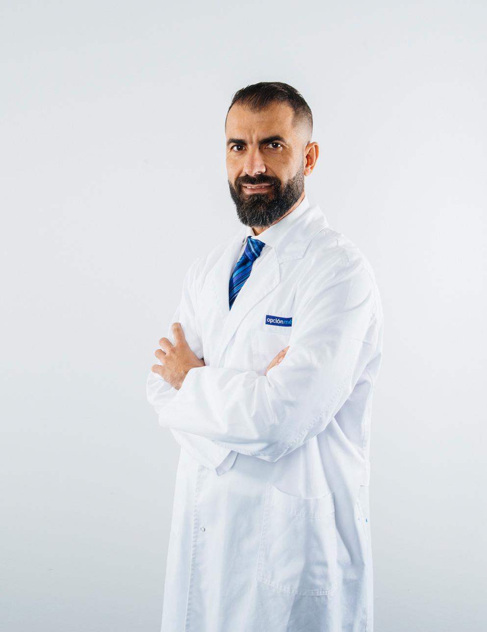 Dr. Francesc Mora