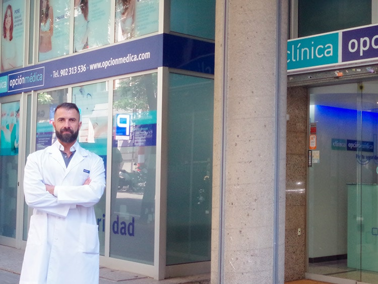 Dr. Mora: Director Médico de Opción Médica