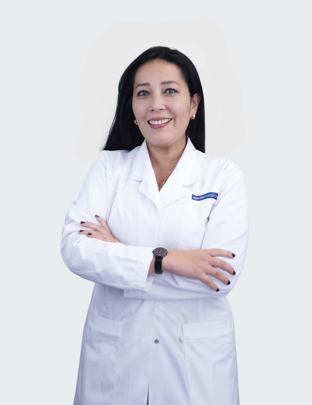 Dra. Sandra Cabrera