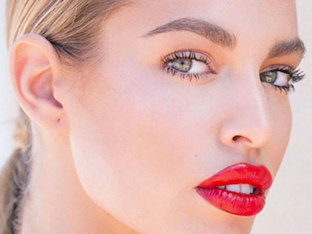 Labios de Jessica Goicoechea