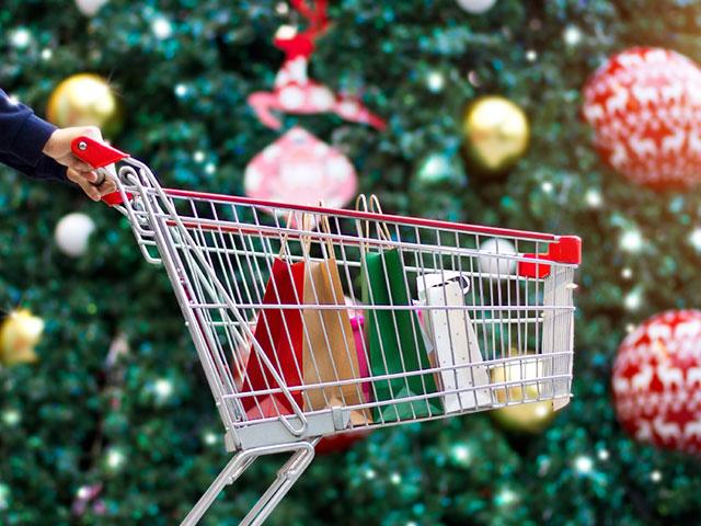 Comprar Alimentos Saludables en Navidad