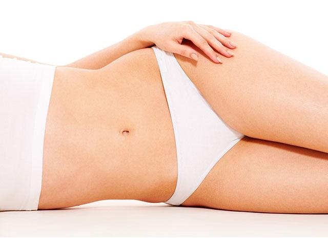 Postoperatorio de la Liposucción